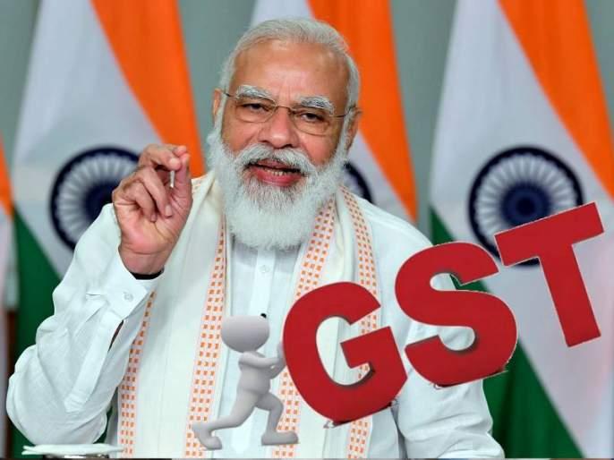 modi government collected 113143 crore gross GST revenue in the month of February 2021   GST revenue : मोदी सरकारची पाचही बोटं तुपात! सलग ५ व्या महिन्यात १ लाख कोटींहून अधिक GST जमा