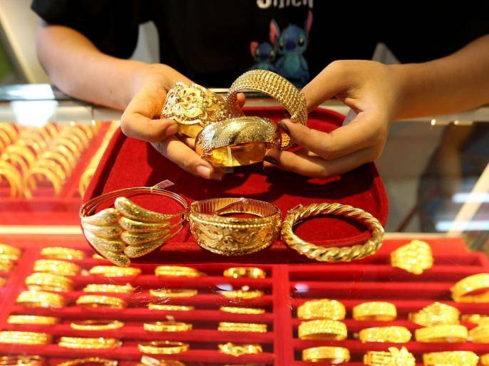 Gold prices fall again today find out the latest rates of gold and silver 2nd march 2021   Gold Price: गुड न्यूज! सोन्याच्या दरात आज पुन्हा घसरण, जाणून घ्या लेटेस्ट दर...