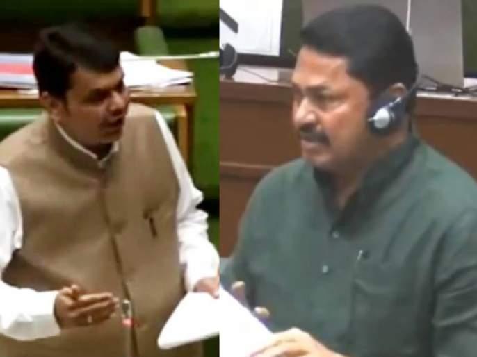 Toll recovery from BJP under the name of Ram Mandir allegations by congress leader Nana Patole in the Assembly | राम मंदिराच्या नावाखाली भाजपकडून 'टोल वसुली'; नाना पटोलेंचा विधानसभेत गंभीर आरोप