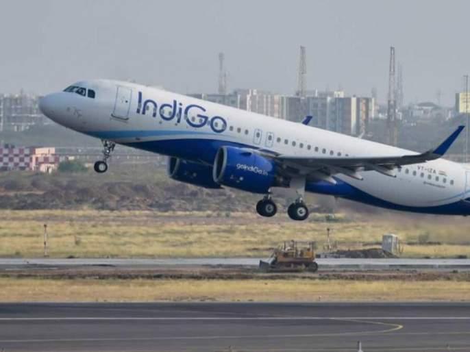 indigo flight passenger says he is covid positive just before take off corona virus | विमान टेकऑफ होणार इतक्यात प्रवासी म्हणाला 'मी कोरोना पॉझिटिव्ह', संपूर्ण विमान झालं रिकामी!