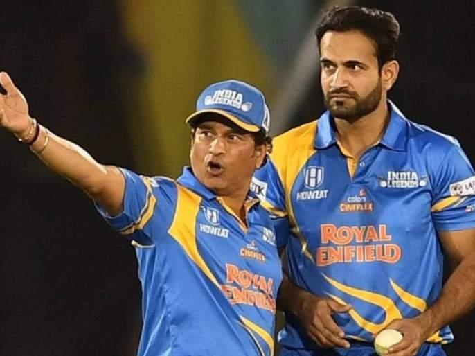 irfan pathan bowled worst over in the semifinal of road safety world t20 series sachin tendulkar advice help to recover | इरफान पठाणकडून आतापर्यंतची सगळ्यात वाईट गोलंदाजी, मग सचिननं दिला कानमंत्र अन् बनला 'मॅच विनर'