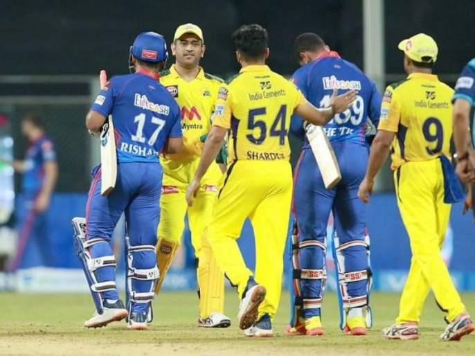 PL 2021 MS Dhoni fined Rs 12 lakh for slow over rate in CSK clash against DC | IPL 2021: धोनीनं सामना तर गमावलाच, पण १२ लाखांचा दंडही भरावा लागला!