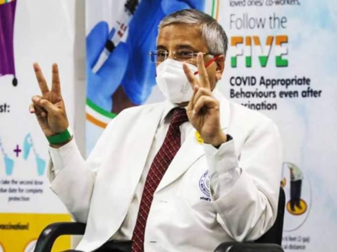 AIIMS Director dr randeep guleria statement on when covid 19 will gone away and what are the solutions | कोरोना कधीच नष्ट होणार नाही का?, AIIMS चे संचालक डॉ. रणदीप गुलेरिया काय म्हणाले? वाचा...