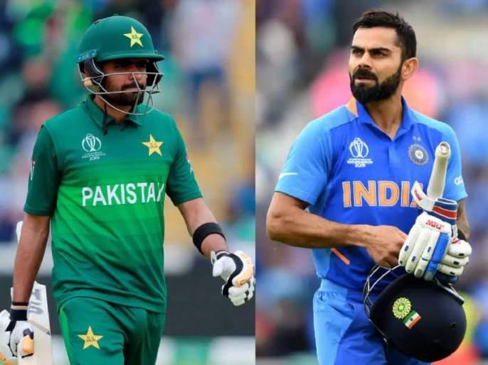 Virat Kohli Can Improve His Technique By Looking At Babar Azam Says Aaqib Javed | 'विराट कोहलीनं तंत्रशुद्ध फलंदाजी बाबर आझमकडून शिकावी'; पाकिस्तानच्या माजी क्रिकेटपटूचं विधान