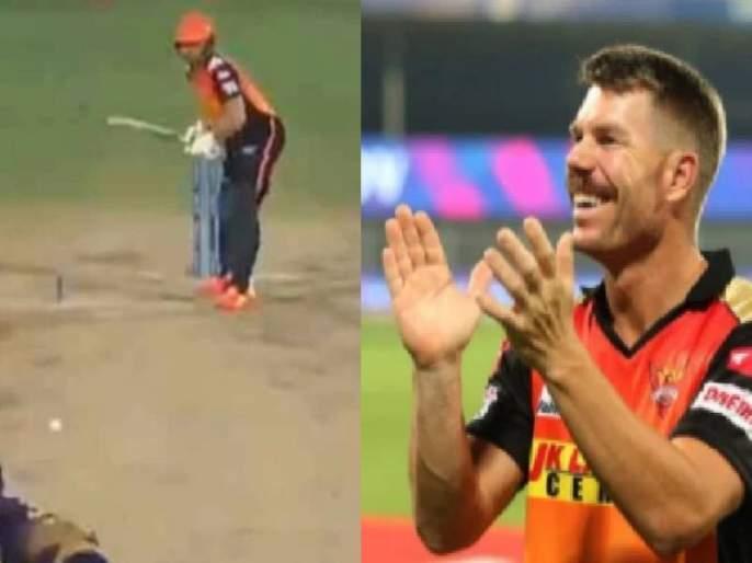 IPL 2021 glimpse of Hardik Panda seen in Abdul Samad david Warner is also overwhelmed Watch this video of sixes | IPL 2021: अब्दुल समदमध्ये दिसली हार्दिक पांड्याची झलक, वॉर्नरही भारावला!, खणखणीत षटकारांचा हा Video पाहाच...