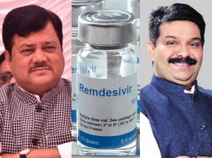 corona updates 50 thousands Remdesivir injections to Government of Maharashtra BJP leaders announce from Gujarat   Remdesivir: महाराष्ट्र सरकारला ५० हजार रेमडेसिवीर इंजेक्शन; भाजप नेत्यांची गुजरातमधून घोषणा