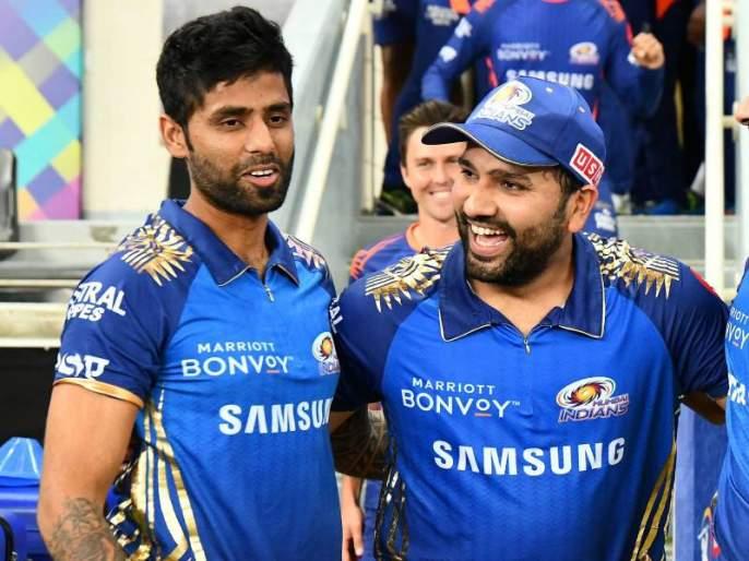 IPL 2021 mumbai indians captain rohit sharma paises suryakumar yadav | IPL 2021: 'सूर्या बिनधास्तपणे भिडतो अन् पुरुन उरतो'; कॅप्टन रोहितकडून स्तुतिसुमनं