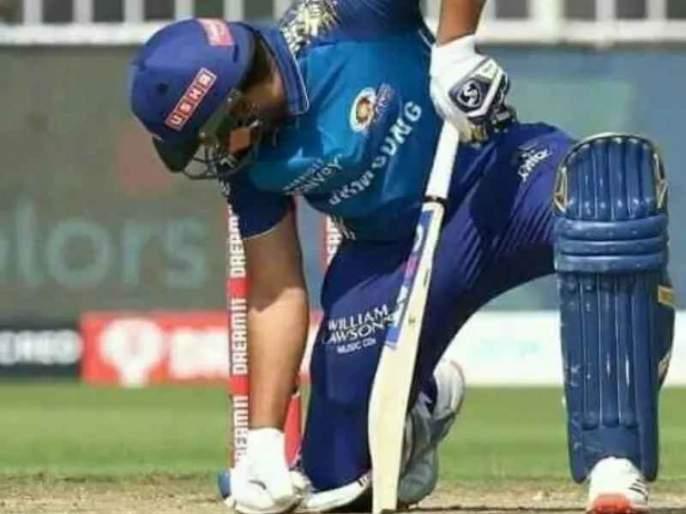 ipl 2021 rohit sharma take on bhuvneshwar kumar in match between mi vs srh see h2h records   IPL, MI vs SRH: रोहित शर्माला गुंडाळतो 'हा' भारतीय गोलंदाज; आज होणार टक्कर