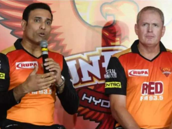 ipl 2021 vvs laxman and tom moody dispute over t natarajan not playing in mi vs srh match | IPL 2021: SRH मध्ये गोलमाल! एका खेळाडूवरुन मॅनेजमेंटमध्ये फूट; लक्ष्मण आणि मूडीमध्ये कोण खरं, कोण खोटं?