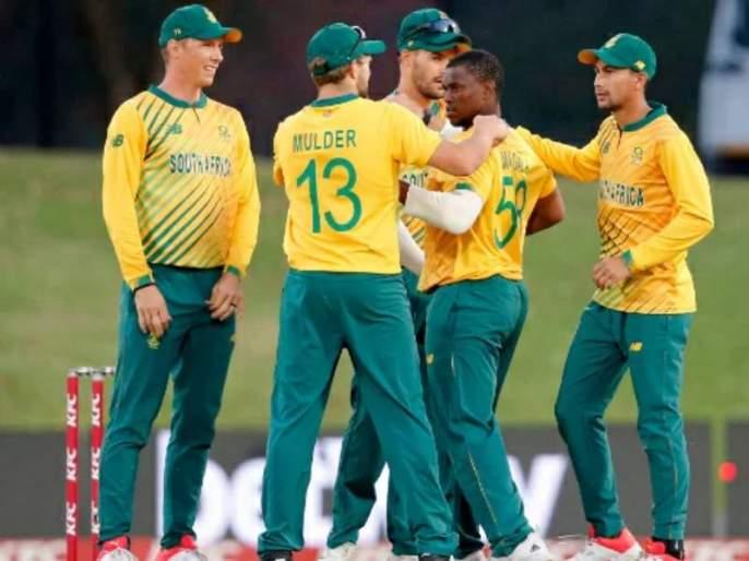 South Africa cricket faces risk of ICC ban after government intervention | मोठी बातमी! दक्षिण आफ्रिकेच्या क्रिकेट संघावर आयसीसीकडून बंदीची शक्यता