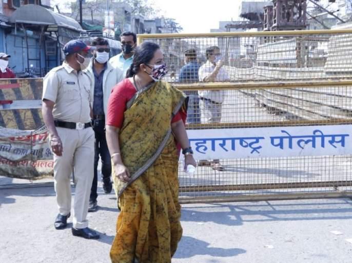 minister Yashomati Thakur declare lockdown in Amravati | मोठी बातमी! अमरावतीमध्ये आठवडाभरासाठी कडक लॉकडाऊनची घोषणा