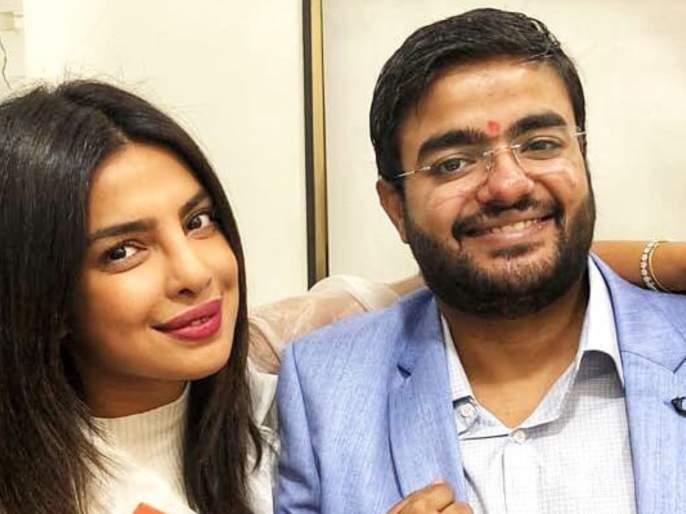 priyanka chopra praise brother siddharth chopra for his upcoming film khandaani shafakhana | काय म्हणता, प्रियंका चोप्राचा भाऊ सिद्धार्थ चोप्राही करणार बॉलिवूड एन्ट्री?