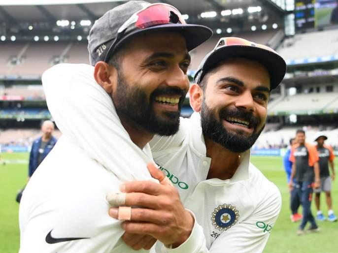 Don't copy Virat Kohlis style Harbhajan Singh advises Ajinkya Rahane for Australia series   विराटची कॉपी करू नकोस, हरभजनचा अजिंक्य रहाणेला सल्ला