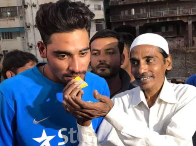 Mohammed Siraj father passes away due to lung ailment pacer to remain with India squad in Australia | मोहम्मद सिराजच्या वडिलांचं निधन, ऑस्ट्रेलियात क्वारंटाइन असल्यानं अंत्यसंस्कारांना मुकणार!