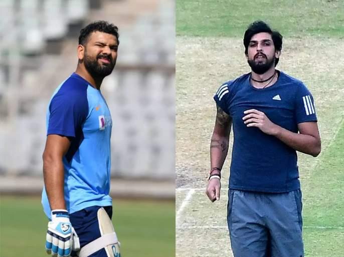 Rohit and Ishant Sharma to miss Australia tour if they not reached in next four days | टेन्शन वाढलं... रोहित आणि इशांत शर्मा ऑस्ट्रेलिया दौऱ्याला मुकणार?