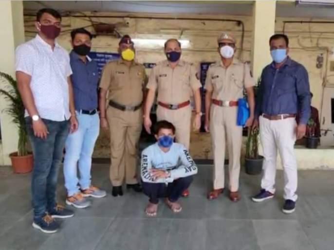 Kalyan Railway Police arrested a vagrant who robbed passengers by throwing narcotics in a soft drink | शितपेयामध्ये गुंगीचे औषध टाकून प्रवाशांना लूटणाऱ्या भामटय़ाला कल्याण रेल्वे पोलिसांकडून अटक