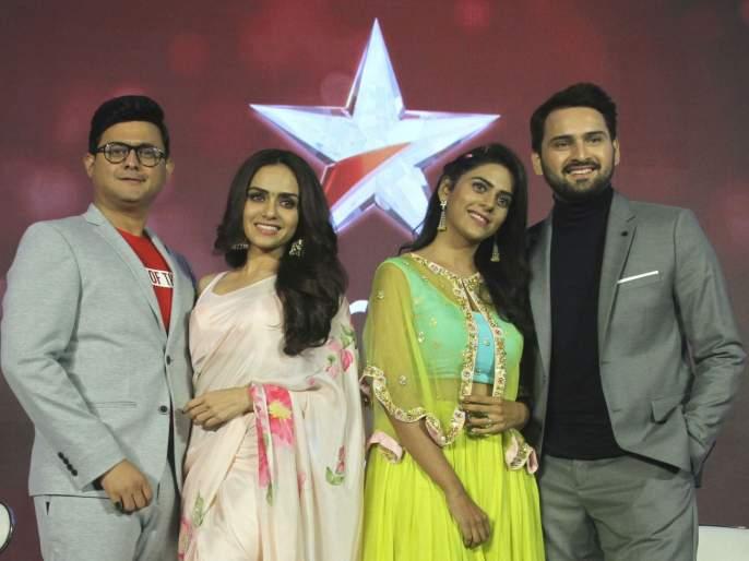 Jivlaga New Tv Series Starring AMrita Khanvilkar, Swapnil Joshi And Sidhdharth Chandekar   अमृता खानविलकर पहिल्यांदाच झळकणार मालिकेत, तर या कलाकारांच्या ही असणार भूमिका