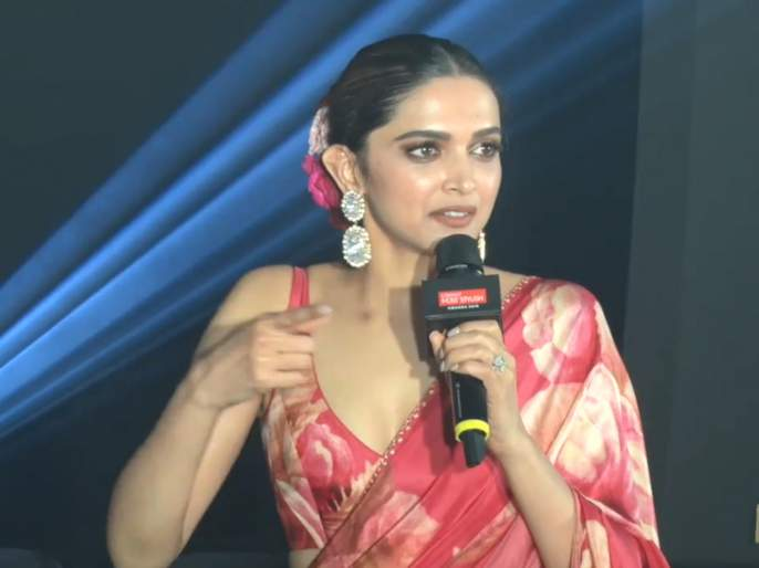 Lokmat Most Stylish Award 2019 : What Deepika Padukone think about web series boldness? | वेब सीरीजमधल्या 'बोल्ड' सीनवर दीपिकाची 'बोल्ड' कमेंट