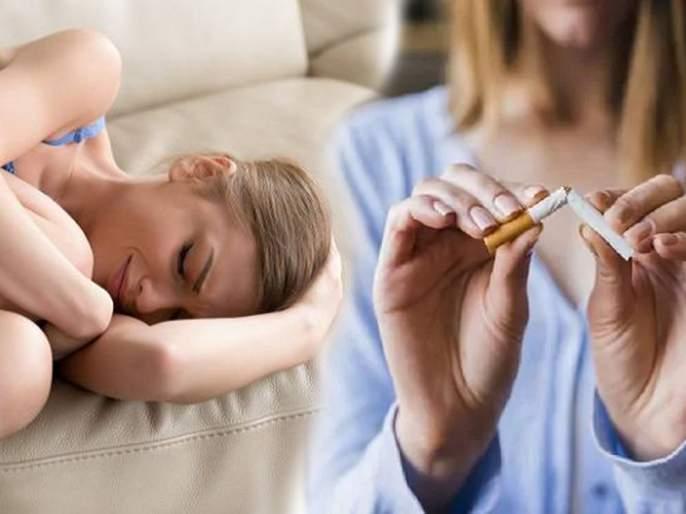 Tobacco in your vagina to boost libido can causes of cancer | ...म्हणून महिला प्रायव्हेट पार्टमध्ये ठेवत आहेत तंबाखू; डॉक्टरांनी म्हणाले, असं करणं जीवघेणं!