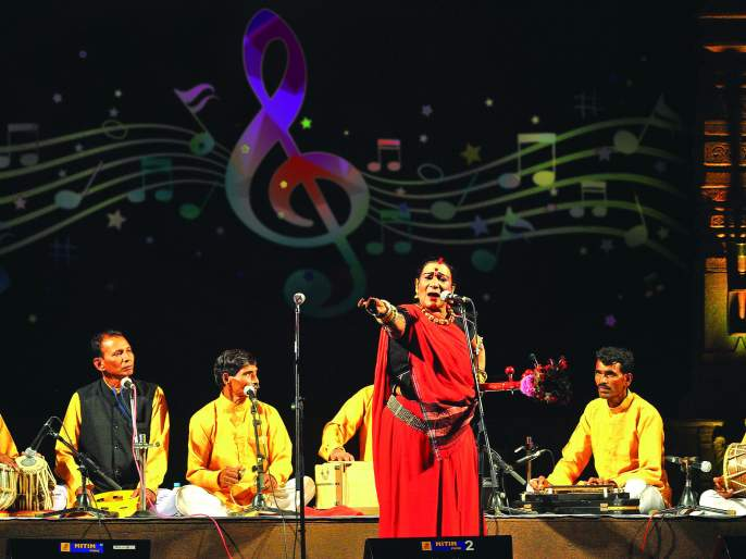 Lokmat Deepotsav 2019: Meet Pandavani singer Tejanbai in this Diwali issue   लोकमत दीपोत्सव 2019: या दिवाळी अंकात भेटा पंडवानी गायिका तीजनबाईंना