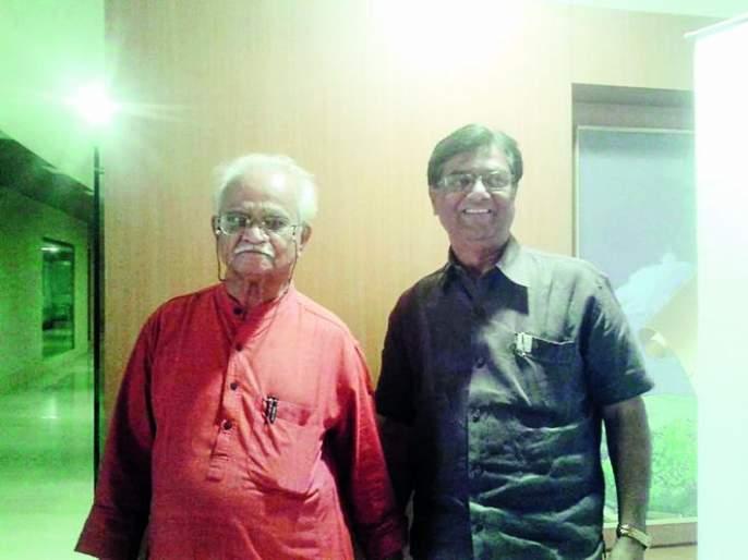 Arun Kakade passed away,shock to Nagpur's drama artist | अरुण काकडे यांच्या निधनाने नागपुरातील रंगकर्मी हेलावले