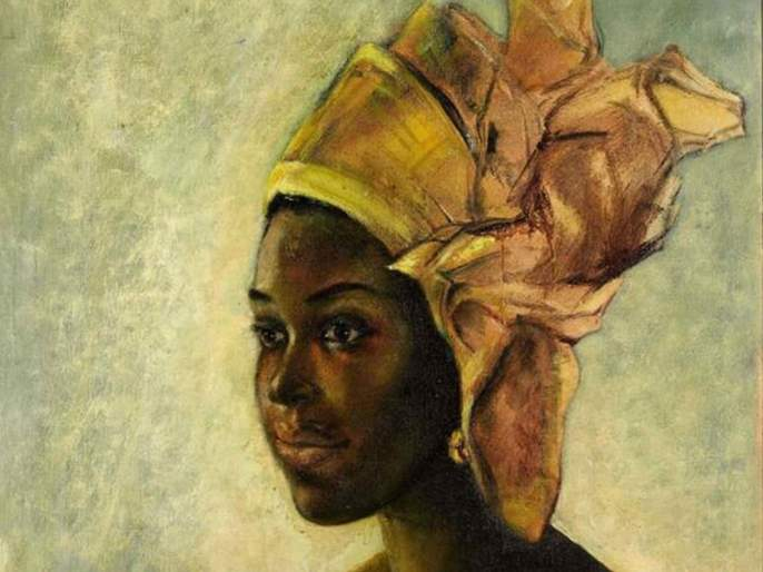 Nigerias monalisa painting auctioned worth a whopping Rs 10 crore | 'त्यांना' वाटलं सामान्य पेंटिंग असेल, पण लिलावात मिळालेली किंमत पाहून झाले थक्क!
