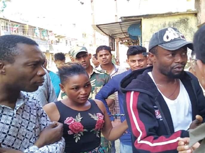 Six Nigerians prosecuted | सहा नायजेरियनवर गुन्हा दाखल