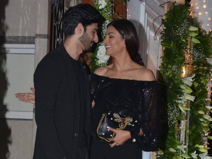 sushmita sen to tie the knot with rumoured boyfriend rohman shawl next year | अखेर सुश्मिता सेनने घेतला निर्णय, लवकरच शुभमंगल!!