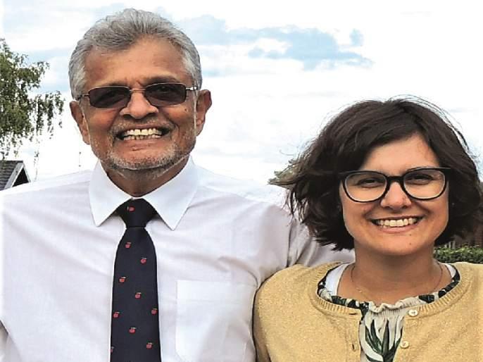 Sweden's Maratha Advisor - Nila Vikhe | स्वीडनची मराठमोळी सल्लागार