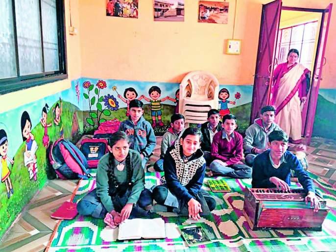 Narmadalaya ... Lepa Rehabilitation Nomad | नर्मदालय... लेपा पुनर्वास निमाड