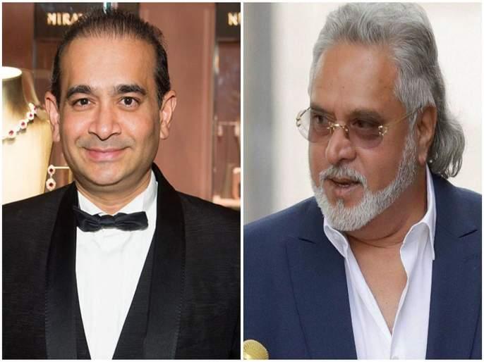 51 absconders who left country defrauded over Rs 17900 crore says modi government | माल्ल्या, नीरव मोदींसह 51 जण फरार; देशाला 17,900 कोटींचा चुना