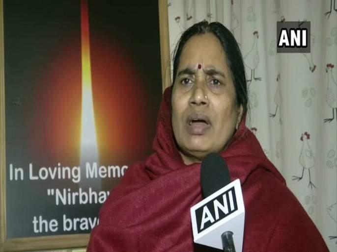 Nirbhaya's parents angry over Jaisingh's Statement | खुन्यांना माफ करा, असे सांगण्याची वकिलांना लाज वाटायला हवी! जयसिंग यांच्यावर निर्भयाचे आई-वडील संतप्त