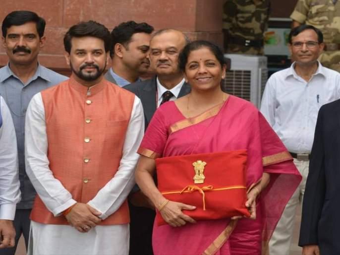 Union Budget 2019: ... but Nirmala Sitharaman lbw out | Union Budget 2019: ...तरीही निर्मला सीतारामन पायचित झाल्या!