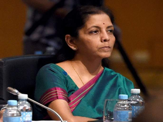The government will consider the suggestion of deduction of personal income - Nirmala Sitharaman | वैयक्तिक प्राप्तिकरातील कपातीच्यासूचनेवर सरकार विचार करेल- निर्मला सीतारामन