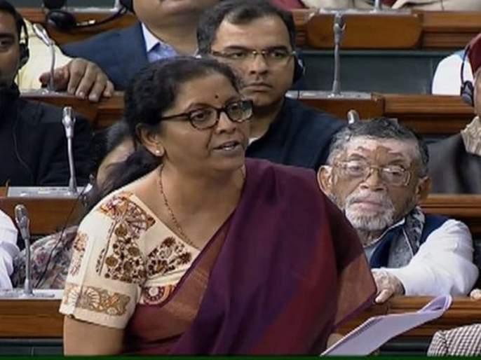defence minister nirmala sitharaman hits back at congress over rafale deal | आम्ही संरक्षणासाठी डील करतो, ते संरक्षणाचं डील करतात; सीतारामन यांचा काँग्रेसवर पलटवार