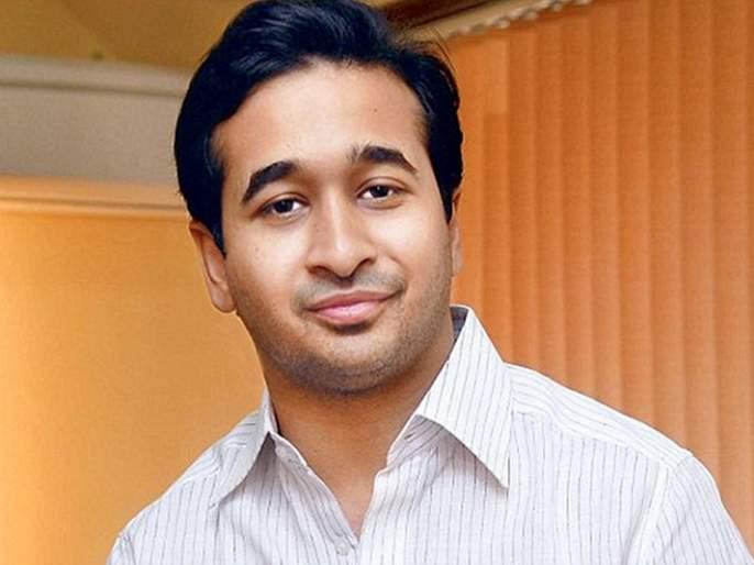 Nitesh Rane attacks Shiv Sena | 'हीच ती वेळ'; नितेश राणेंनी शिवसेनेला डिवचले
