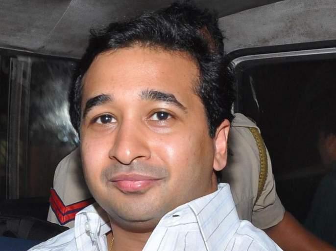 Devendra Fadnavis would have arrest Nitesh Rane in fraud case: MP Vinayak Raut   नितेश राणेंकडून १२ कोटींचा गंडा, फडणवीसांनी अटकच केली असती पण...; खासदार राऊतांचा गौप्यस्फोट