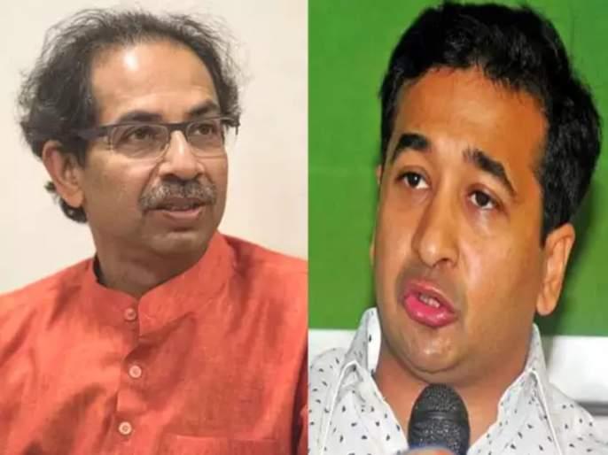 bjp leader nitesh rane criticises on uddhav thackeray government over corona infection | ठाकरे सरकारमधील नेत्यांना झालेला कोरोना खरा आहे की राजकीय; नितेश राणेंचा खोचक सवाल