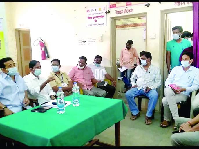Why lock up a rural hospital? : Nitesh Rane | ग्रामीण रुग्णालयाला टाळे ठोकायचे का?:नीतेश राणे