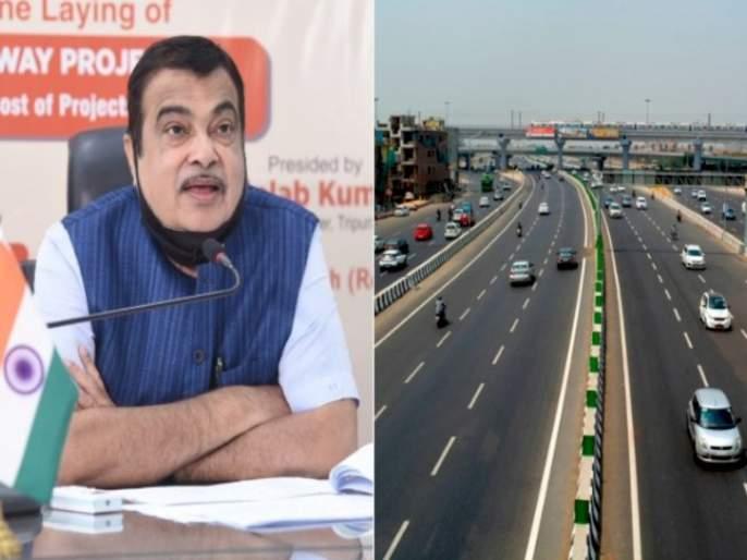 nitin gadkari assured that india infrastructure to be no less than us europe in next 5 years | फक्त पाच वर्ष थांबा, देशातील रस्ते अमेरिका-युरोपसारखे होतील; नितीन गडकरींनी दिले वचन
