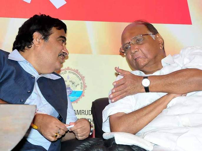 Lok Sabha election 2019: NCP Criticism on PM Narendra Modi to reference Nitin Gadkari statement on caste | गडकरी साहेब, मोदींना कुठल्या चौकात अन् कधी ठोकणार?
