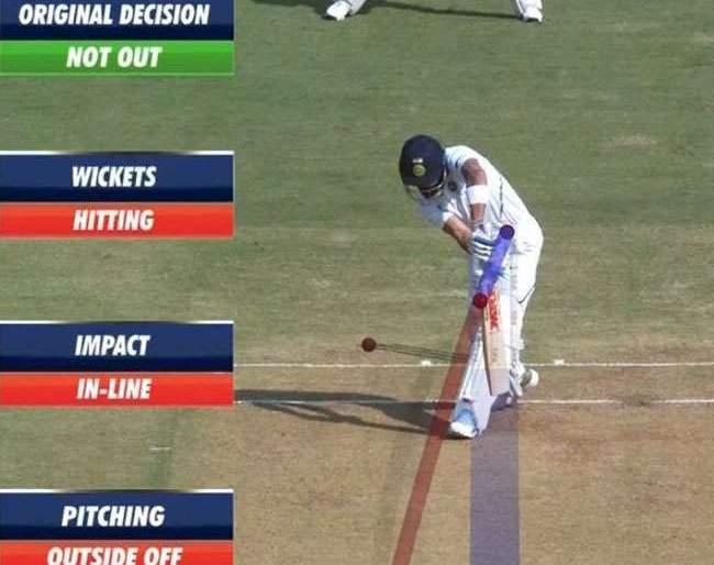India Vs Bangladesh, 1st Test: Indore umpires make important decisions, become international umpires wrong | India Vs Bangladesh, 1st Test : इंदूरच्याच पंचांनीच दिले महत्वाचे निर्णय, आंतरराष्ट्रीय अम्पायर ठरले चुकीचे