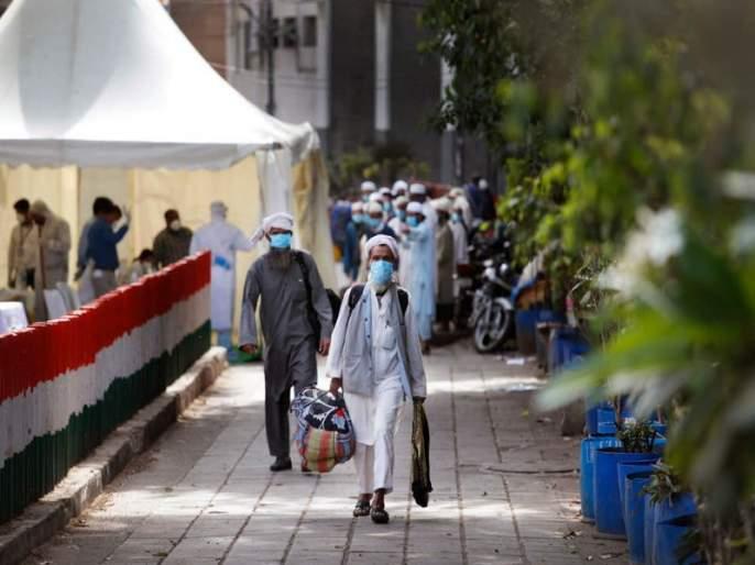 Corona virus : A list of 182 persons from the Nizamuddin Tbilgi A-Tribe rally in Delhi was obtained   Corona virus : दिल्ली येथील निजामुद्दीन तब्लिगी ए-जमातीच्या मेळाव्यातील १८२ जणांची यादी प्राप्त