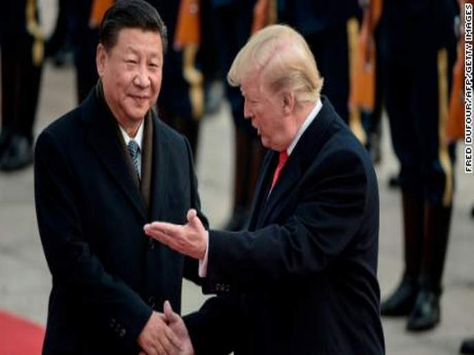 China's military strength is now a headache for the United States | चीनची लष्करी ताकद ही आता अमेरिकेची डोकेदुखी