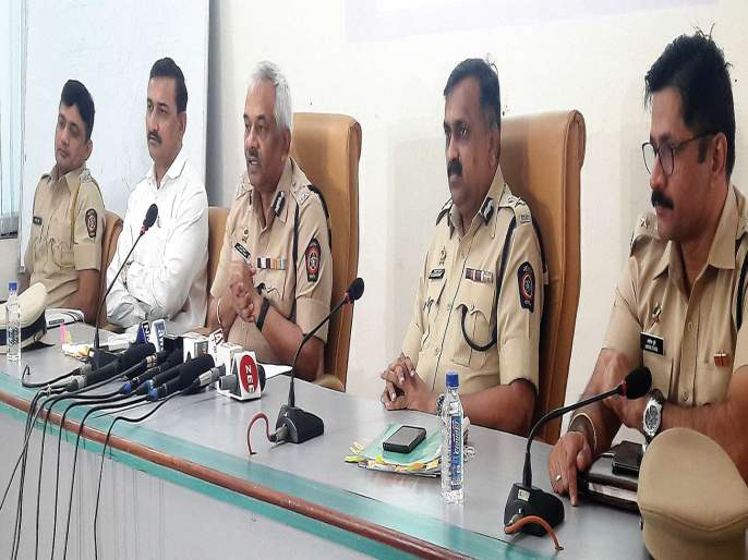 6895 crimes registered in Navi Mumbai during the year; Cyber crime challenge persisted | नवी मुंबईत वर्षभरामध्ये ६,८९५ गुन्हे दाखल;सायबर गुन्ह्यांचे आव्हान कायम