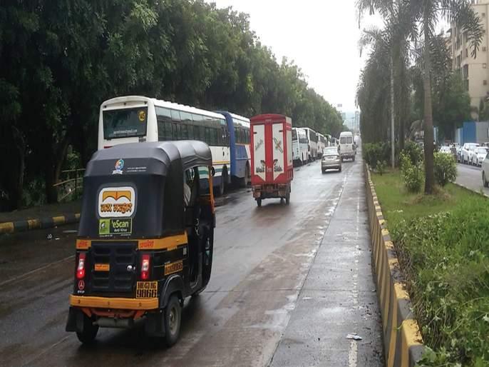 Internal street parking fever; Problems with traffic congestion | अंतर्गत रस्त्यावरील पार्किंगचा ताप;वाहतूककोंडीची समस्या