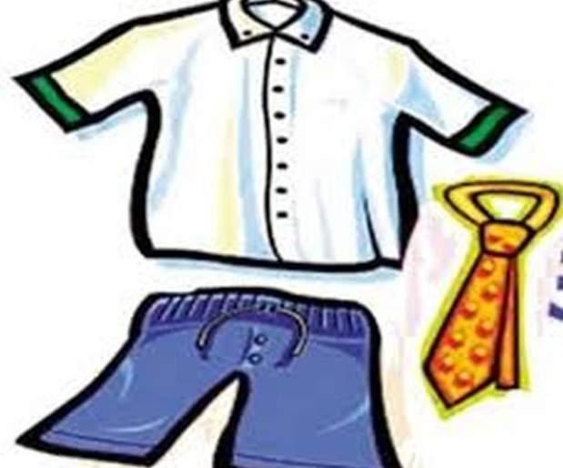 Municipal uniforms to students as soon as school starts   मनपा शाळा सुरू होताच विद्यार्थ्यांना गणवेश