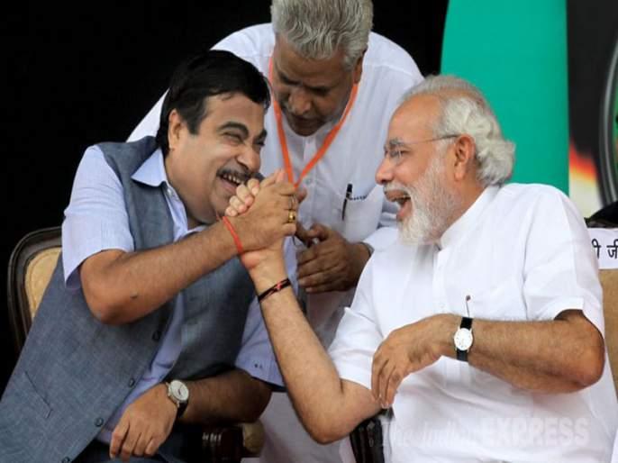 Anurag Kashyap says ... Nitin Gadkari best option for Modi for 'PM' | अनुराग कश्यप म्हणतो... मोदींपेक्षा नितीन गडकरी, PM पदासाठी 'लय भारी'