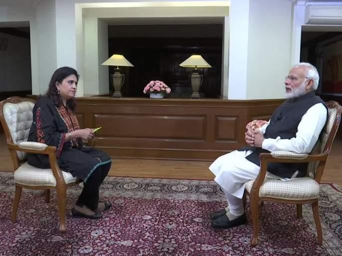 Special article: What did the ninety five minute 'Modi Enterview show' give BJP to ? | विशेष लेखः 95 मिनिटांच्या 'मोदी शो'ने भाजपाला काय दिलं?