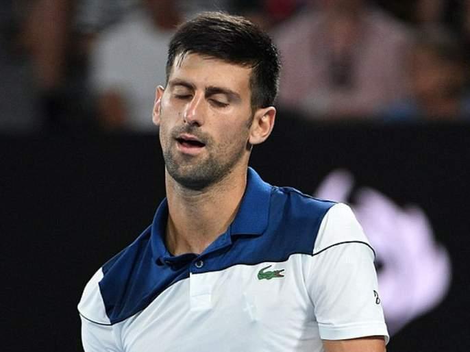 Breaking : Serbian tennis ace Novak Djokovic tests positive for COVID-19 | Breaking : 'अव्वल नंबरी' नोवाक जोकोविच कोरोना पॉझिटिव्ह, 'तो' इव्हेन्ट महागात पडला!
